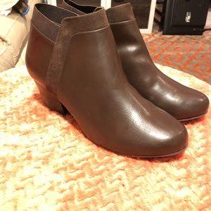 Dexflex Comfort Rue Regret Ankle Boots Brown